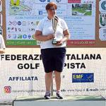 Lorenza Bono Campionessa italiana Seconda Categoria 2019