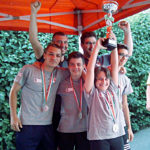 G.S.P. Vergiate Campione italiano a squadre Junior 2019