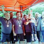 G.S.P. Vergiate Campione italiano a squadre Senior 2019