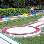 Campo gare miniaturgolf Arizzano