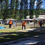 Campo gare miniaturgolf San Cipriano Cavriglia