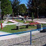 Campo gare minigolf Arizzano