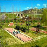 Campo gare minigolf San Cipriano Cavriglia