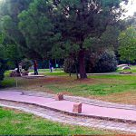 Campo gare minigolf Cusano Milanino