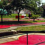 Campo gare minigolf Lozza
