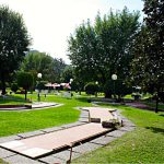 Campo gare minigolf Montegrotto Terme