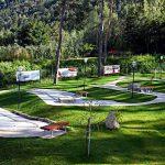 Campo gare minigolf Naturno