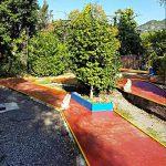 Campo gare minigolf Rapallo