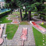 Campo gare minigolf Sarnico