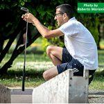 Minigolf, tecnica: la verifica del salto della pallina prima di eseguire un tiro