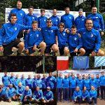 Le nazionali italiane di golf su pista