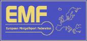 Logo European Minigolf Federation
