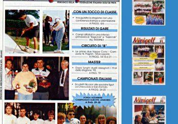 Memories: i giornalini del minigolf