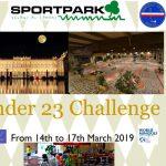 Slider Under 23 Challenge in programma in Italia a Vedano - Marzo 2019