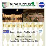 Under 23 Challenge 2019