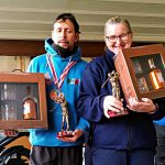 Andrea Bergaglio e Paola Tecchio vincitori assoluti Trofeo Città di Varazze 2019