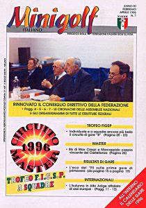 Minigolf Italiano - periodico della FIGSP Anno 2 numero 7