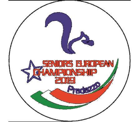 Senior European Championship Predazzo 2019