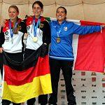 Anna Bandera terzo posto strokeplay Europei 2018