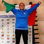 Anna Bandera podio strokeplay Europei 2018