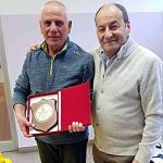 Antonio Goiorani socio onorario FIGSP