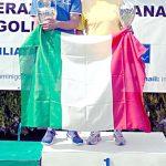 Campioni italiani di golf su pista