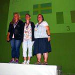 Maria Angela bronzo Senior Donne ai Mondiali DEAF 2017