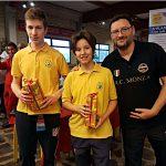 Tra i partecipanti alla Team Golf Dina e Tino anche atleti della nazionale Juniores e Under 23
