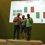 Meanti e Littamè oro e bronzo Senior Uomini - Mondiali DEAF Croazia 2017