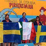 Agnese Candela medaglia d'oro Senior Donne - Europei DEAF 2018