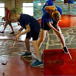 Nazionale Under 23 di golf su pista: Marco Broggi e Ramona Schmidt