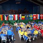 Serata inaugurale Campionati Europei Predazzo 2018