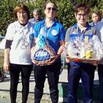 Podio donne Trofeo Parco Donati 2019 - Anna Bandera primo posto