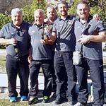Trofeo Parco Donati 2019: G.S.P. Vergiate secondo posto a squadre