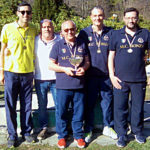 Trofeo Parco Donati 2019: M.C. Monza primo posto a squadre