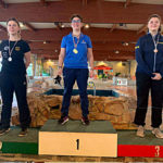 Under 23 Challenge 2019, podio individuale femminile