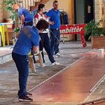 Martina Saletta durante l'Under 23 Challenge 2019