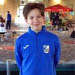 Matteo Diotti - M.T. Amatese e giocatore della Nazionale italiana Junior
