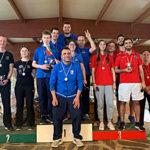 Under 23 Challenge 2019, podio a squadre: Italia al primo posto