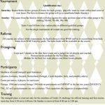 Under 23 Challenge 2019 - programma