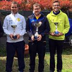 Andreas Dall'Acqua campione Master 2018