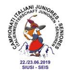 Campionati italiani Senior 2019 Siusi
