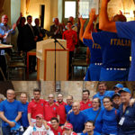 Italia alla cerimonia di apertura dei Mondiali DEAF 2019