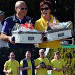 I vincitori della seconda giornata di gare C a Montegrotto (PD)