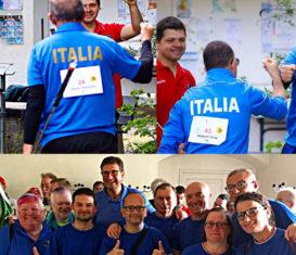 Italia Campione del Mondo Deaf 2019