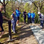 Training con il coach Renè Schàppy - Mondiali DEAF 2019