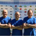 Italia 1 Campione del Mondo a squadre DEAF 2019