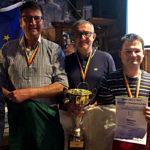 Italia 2 vice Campione del Mondo DEAF 2019