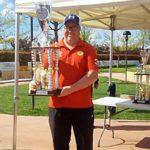 Lars Kvael, primo tra i giocatori stranieri - Trofeo Mistica 2019
