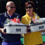 Luciano Galbiati e Annalisa Aghito